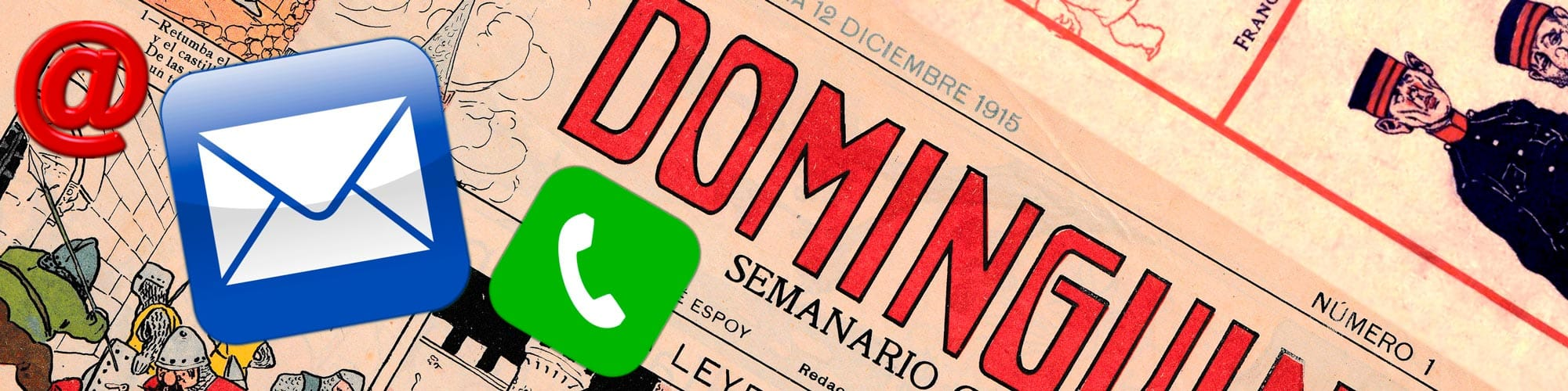 Museo del cómic: contacto