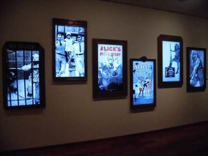 実写とアニメの合成の「アリス・コメディ」。スタジオ草創期の作品