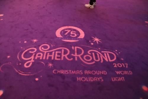クリスマス企画はこの館の名物企画のようです
