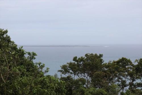 久高島を見ることができます