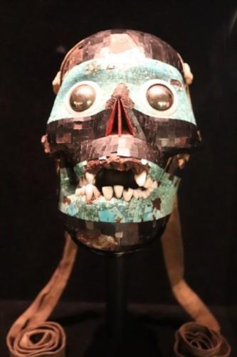 アズテカのマスク