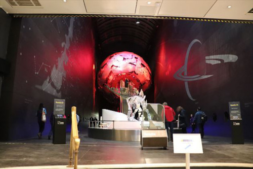 地球ホール(Earth Hall)