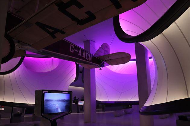 ザハ・ハディト氏が空間をデザインした数学コーナー