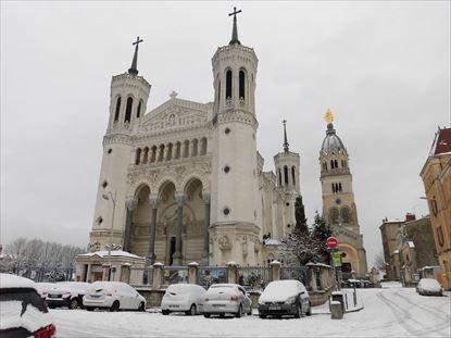 雪の大聖堂