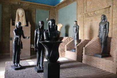 エジプト博物館