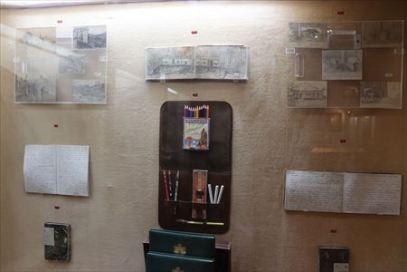 個人記念館的な展示もありました