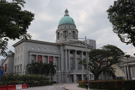 旧最高裁判所の外観