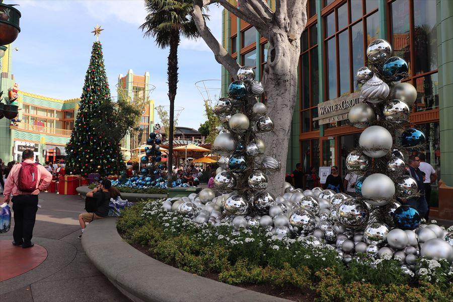カリフォルニア・アドベンチャーの外にある商業施設「ダウンタウン・ディズニー」