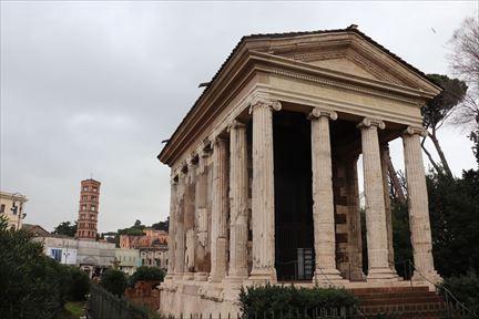ポルトゥヌス神殿