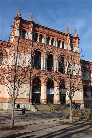 ミラノ自然史博物館