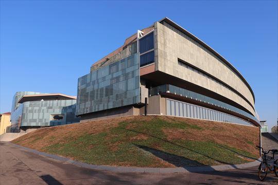 トリノ国立自動車博物館 外観