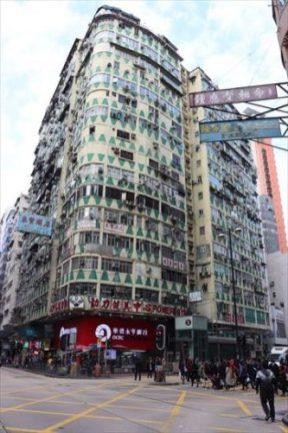 昔ながらのちょっと怪しい香港のイメージかもしれません