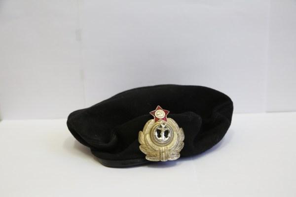 Берет морской пехоты СССР