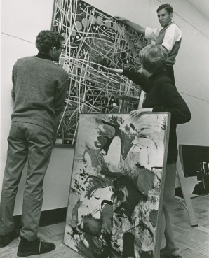 1967 photograph at McMaster Art Gallery