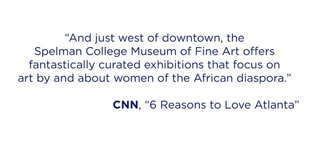 Please give to the Spelman College Museum of Fine Art during its 20th anniversary season