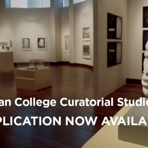 The Spelman College Curatorial Studies Program Application Now Available