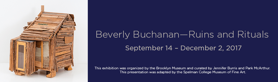 'Beverly Buchanan – Ruins and Rituals'