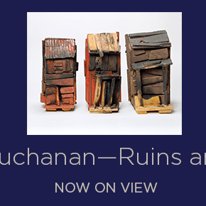 'Beverly Buchanan – Ruins and Rituals'  Now On View