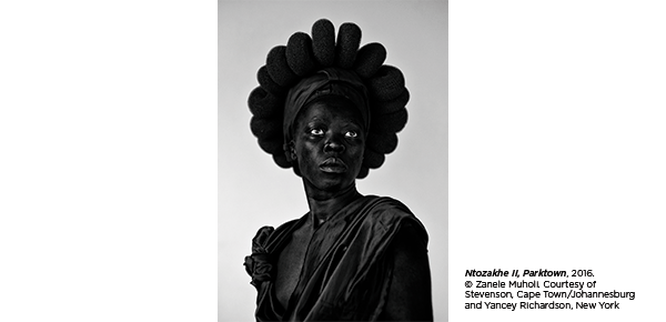 Zanele Muholi: Somnyama Ngonyama, Hail the Dark Lioness
