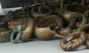 Manillas - monede-brăţară, Museo delle Culture, Milano, Italy