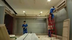 museum display case factory-Wangda Showcases