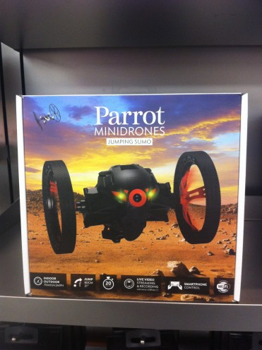 Parrot_Jumping Sumo