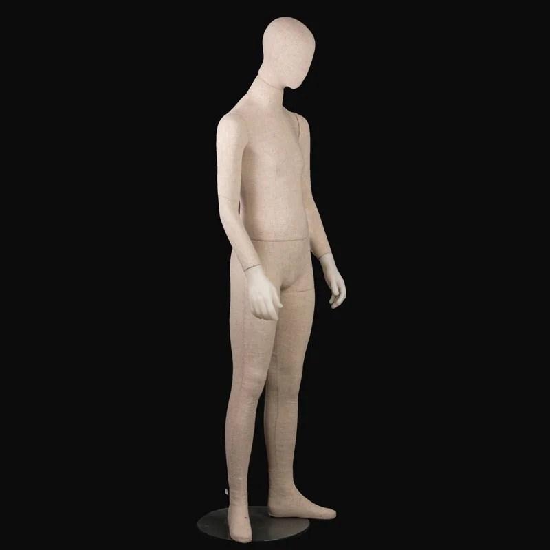 DFM-MMP07 Stehende Mann bedeckt mit Leinen