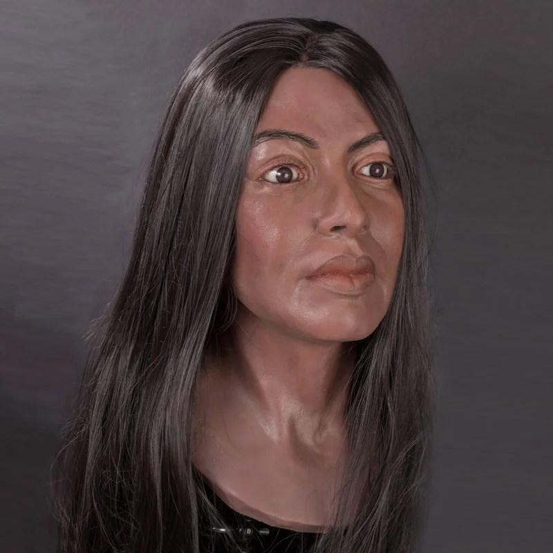 FSH863 Female silicone head