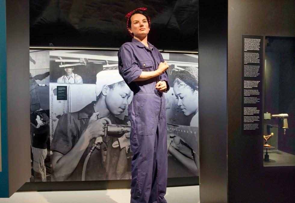 Rosie the Riveter | Vrijheidsmuseum