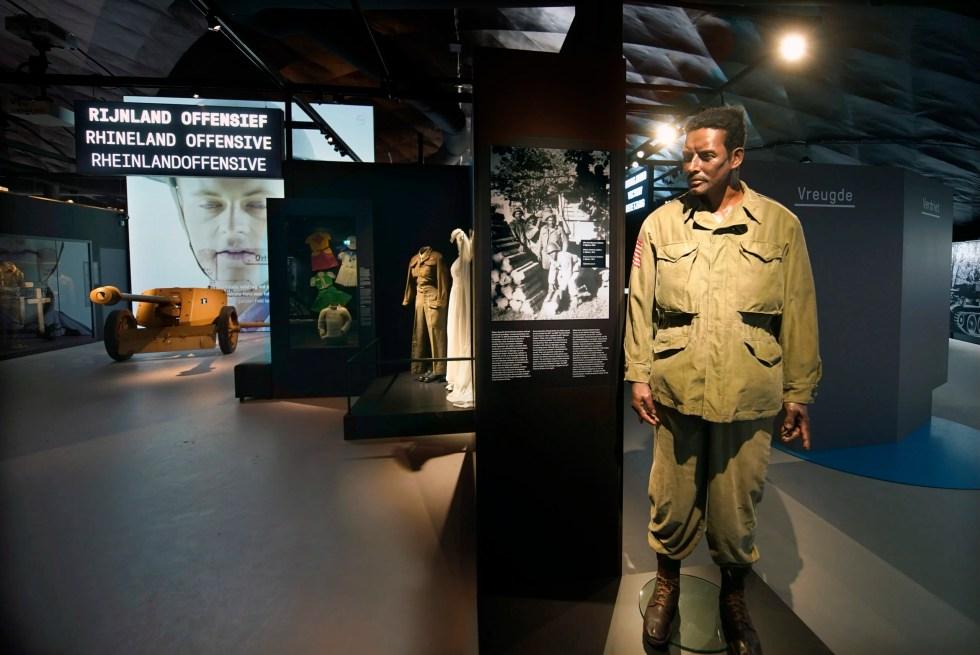Rhineland offensive | Vrijheidsmuseum