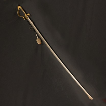 Dutch officers small sword