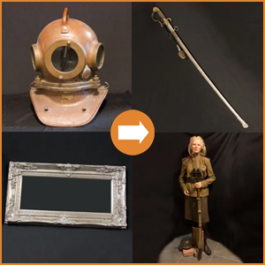 Collectibles & props