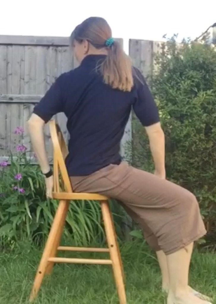 Seated Spine Twists