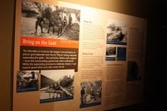 Klondike Gold Rush Information Panel