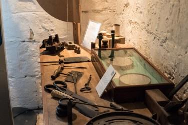 Herschel Workshop Table