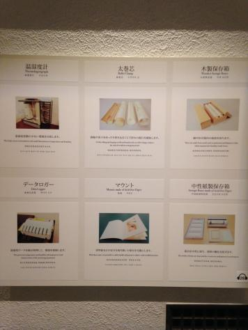 Tokyo National Museum Preventative Conservation Objects