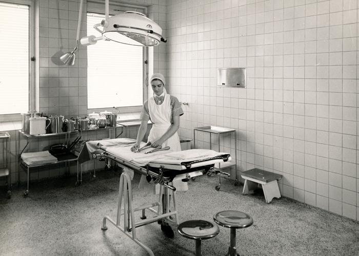 Hørsholm sygehus 1960 Usserød Sygehus