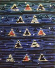 Carpet Design 1970s