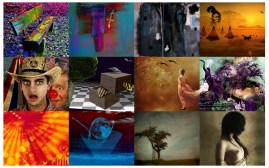 January Fine Art Exhibition Featuring: Alex Preiss, Denise Abe, Emilio Blanco Campo-Díaz, George Lenz, Haya M., James Malcomson, Paul Alleyne, Susan Ringler, Tomas Kanka, Valerie Anne Kelly, Rose Dewhurst, Paolo Franco Orlando