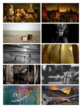 March 2012 Photography exhibition, featuring: Neil Jolly, Irene Burdell, Konrad Bazan, Afonso Azevedo Neves, Andrew Wilson, Jill Fisher, Den McKervey, Kevin McGennan, Nadine Unsworth Watterson, Tracey Stevens