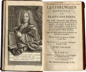 Pierre Fauchard's Le chirurgien dentiste ou traité des dents (1728), http://www.hagstromerlibrary.ki.se