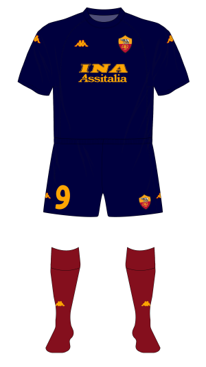 AS-Roma-2000-2001-terzera-third-maglia-red-socks-Hamburg-01