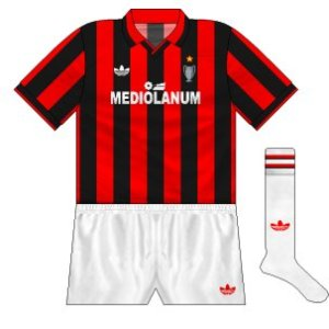 reputable site f5aa8 d0d6a Serie A 1990-91: Recap – Museum of Jerseys