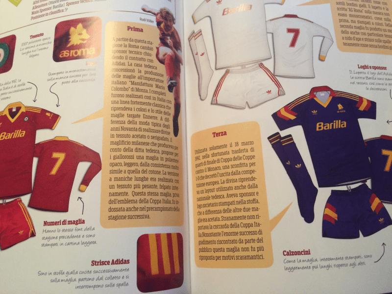 Books review – Roma and Samporia kits, cycling jerseys ...