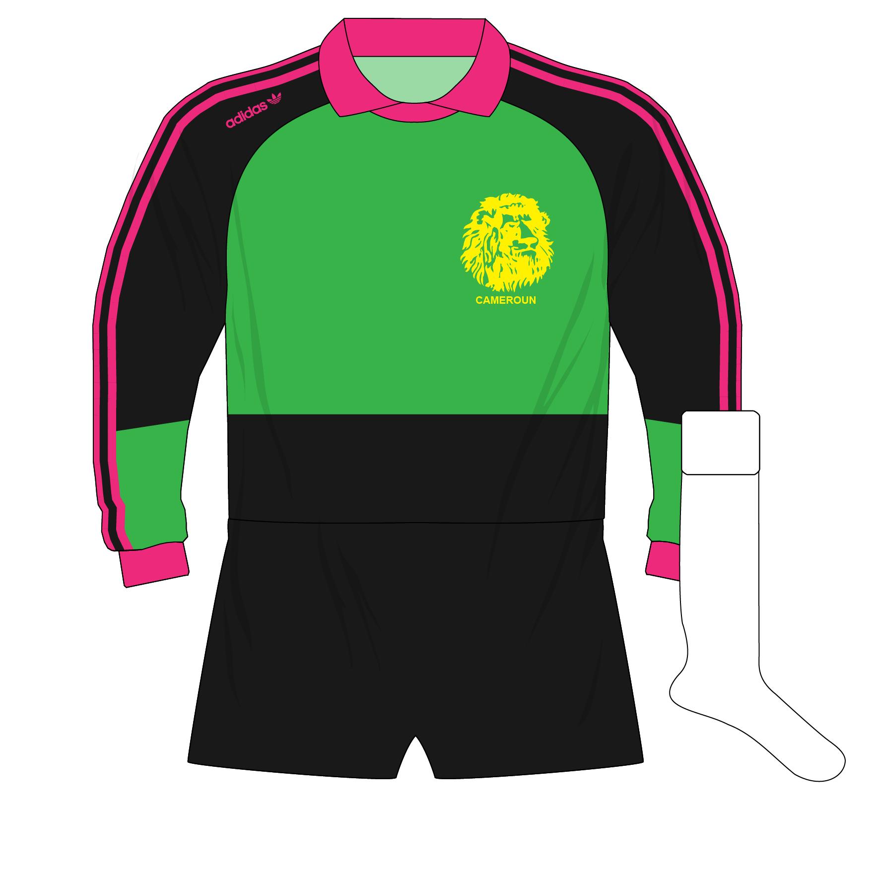 388f8c61bcaa The evolution of adidas goalkeeper shirt designs – Part 5 – Museum of  Jerseys