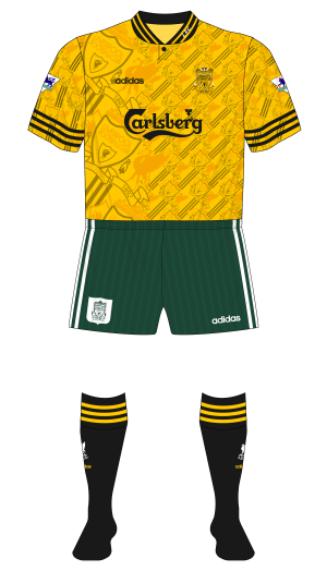 Liverpool-1993-1996-adidas-third-kit-green-shorts-Southampton-01