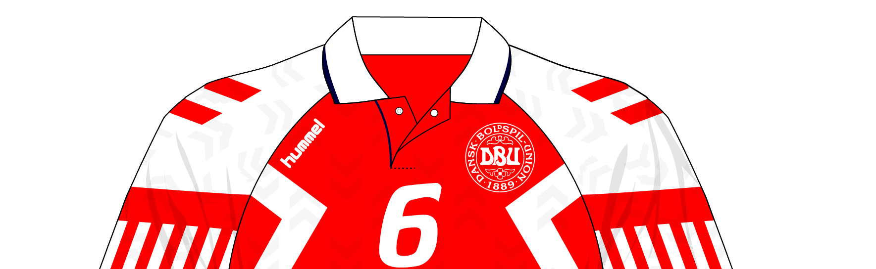 d8dd2b7c143 The kits of Euro 92 – Museum of Jerseys