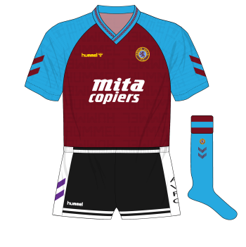 Aston-Villa-1989-1990-hummel-home-shirt-away-black-shorts-Forest-01