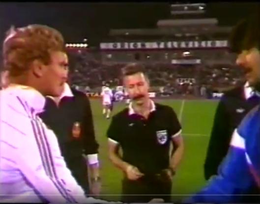 Hungary Netherlands 1986