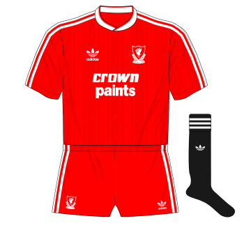 new arrival 9d65e b48c9 Midweek Mashup – Liverpool, 1988 – Museum of Jerseys